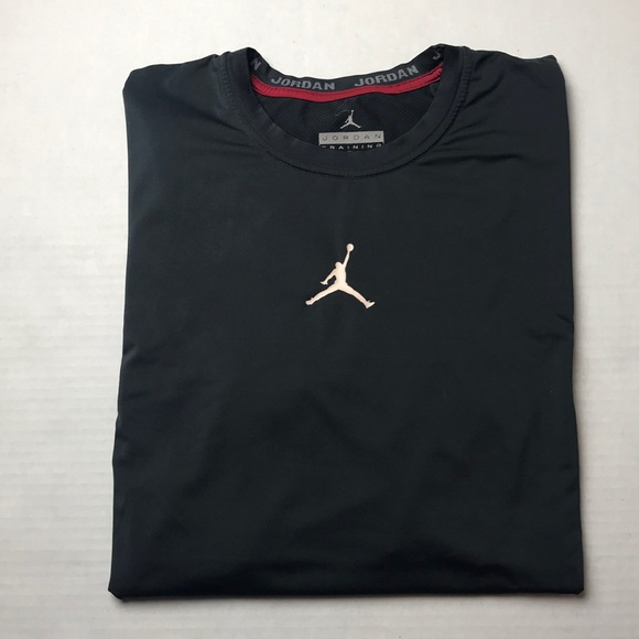 a1e997630 Nike Shirts | Jordan Training Dri Fit Stretchy Long Sleeve | Poshmark
